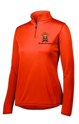 LADIES ATTAIN WICKING 1/4 ZIP PULLOVER (3 Color Choices)
