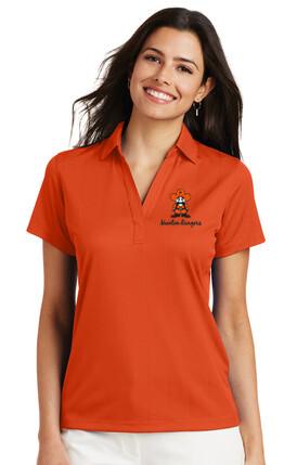 Ladies Port Authority® Performance Fine Jacquard Polo (2 Color Choices)