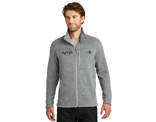 The North Face ®Sweater Fleece Jacket -NF0A3LH7