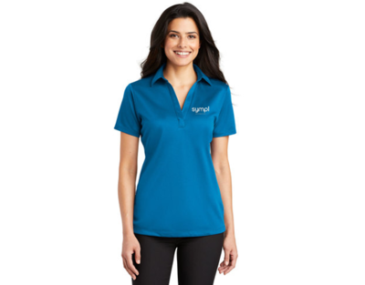 Sympl - Port Authority® Ladies Silk Touch™ Performance Polo - L540