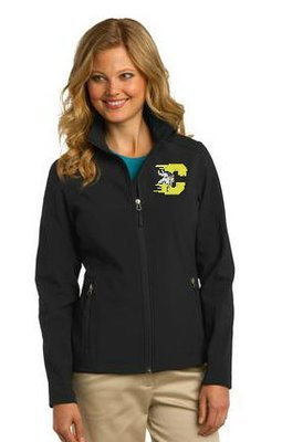 Port Authority® Ladies Core Soft Shell Jacket. L317.
