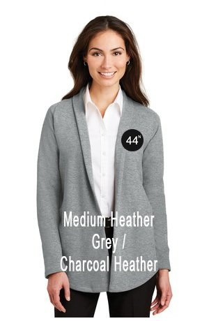 44N Port Authority® Ladies Interlock Cardigan. L807
