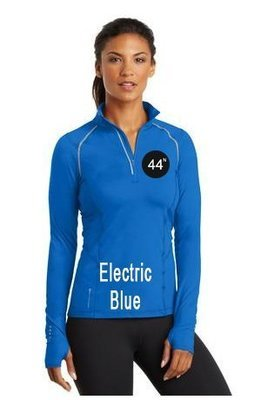 44N OGIO® ENDURANCE Ladies Nexus 1/4-Zip Pullover. LOE335