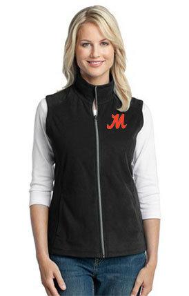 Port Authority® Ladies Microfleece Vest. L226