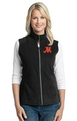 Port Authority® Ladies Microfleece Vest. L226