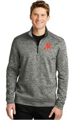 Sport-Tek® PosiCharge® Electric Heather Fleece 1/4-Zip Pullover. ST226.