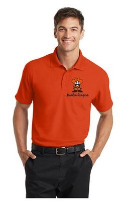 Mens K572 Port Authority® Dry Zone® Grid Polo (3 Color Choices)