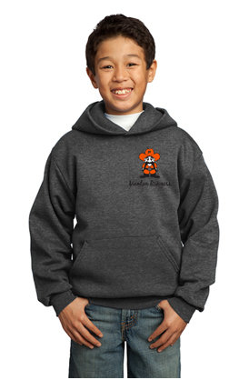 Youth - PC90YH  Port & Company® - Core Fleece Pullover Hooded Sweatshirt