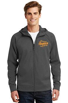 ADULT Sport-Tek®  Rival Tech Fleece Full-Zip Hooded Jacket