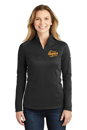 LADIES The North Face® Tech 1/4-Zip Fleece
