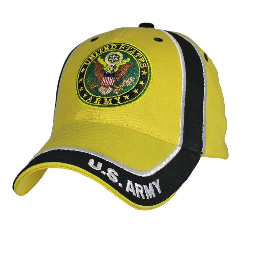 CAP-U.S.ARMY W/LOGO TWO TONE