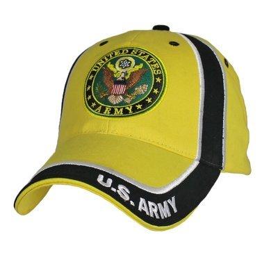 CAP-U.S.ARMY W/LOGO TWO TONE