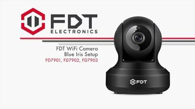 FTD IP camera