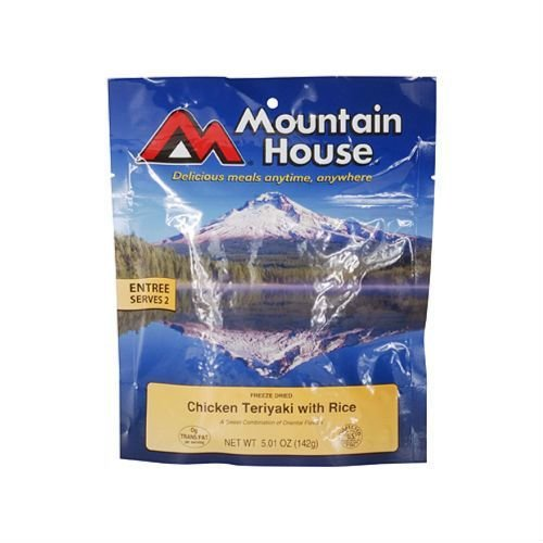 Mountain House Chicken Teriyaki