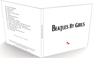 Beatles By Girls - CD - Lend us your ears and we'll sing you a song