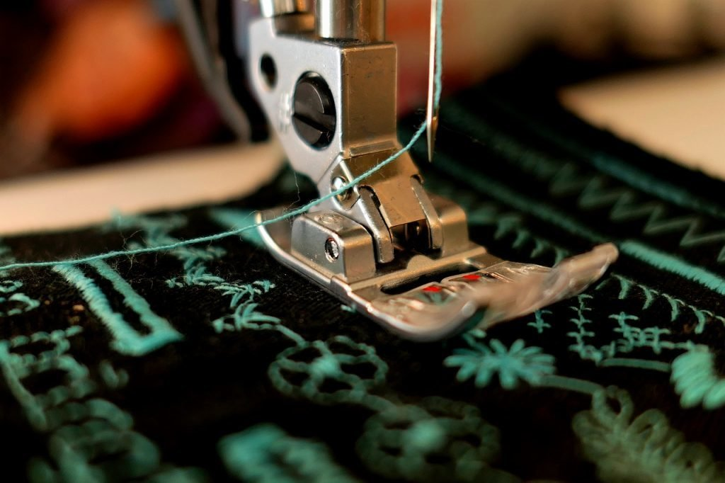 Sewing - Beginners to Intermediate and Soft Furnishings (Tuesday afternoon) 00075