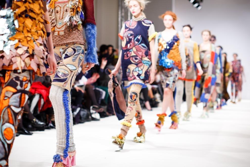 City & Guilds Fashion Sampling Techniques, EVENING, 25th April - 18th July 00111