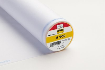 H 200 - Iron-on/Fusible Interlinings