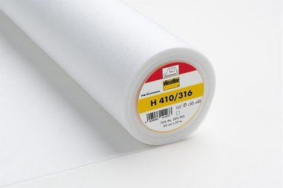 H410 - Iron-on/fusible Interlinings
