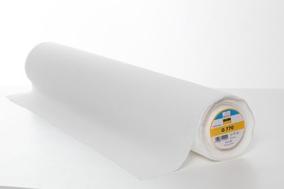 G770 Iron-on/fusible WOVEN interlinings