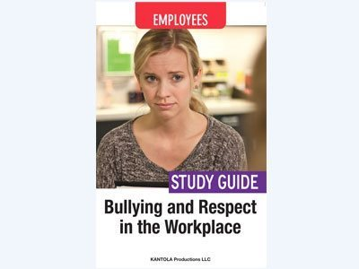 Bullying and Respect in the Workplace Study Guide (10-pack) 00026