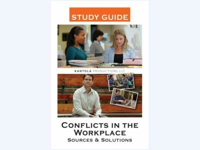 Conflicts in the Workplace Study Guide (10-pack) 00047