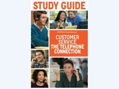 Customer Service: The Telephone Connection Study Guide (10-pack) 00052