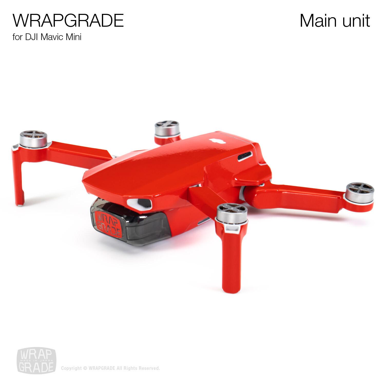 Wrapgrade Poly Skin for DJI Mavic Mini   Main unit [20 colors]