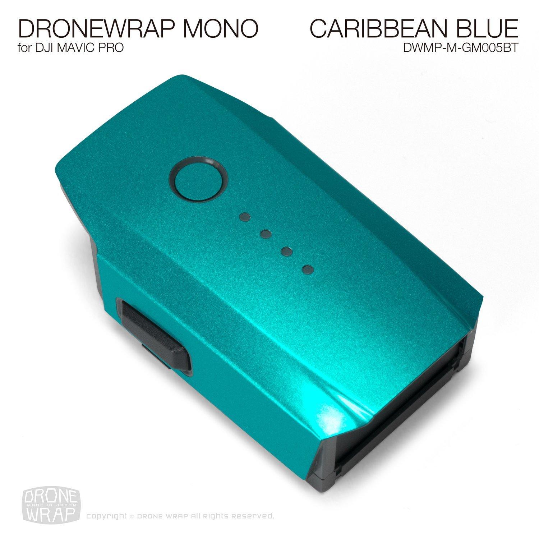 CARIBBEAN BLUE for additional batteries | Gloss Metallic