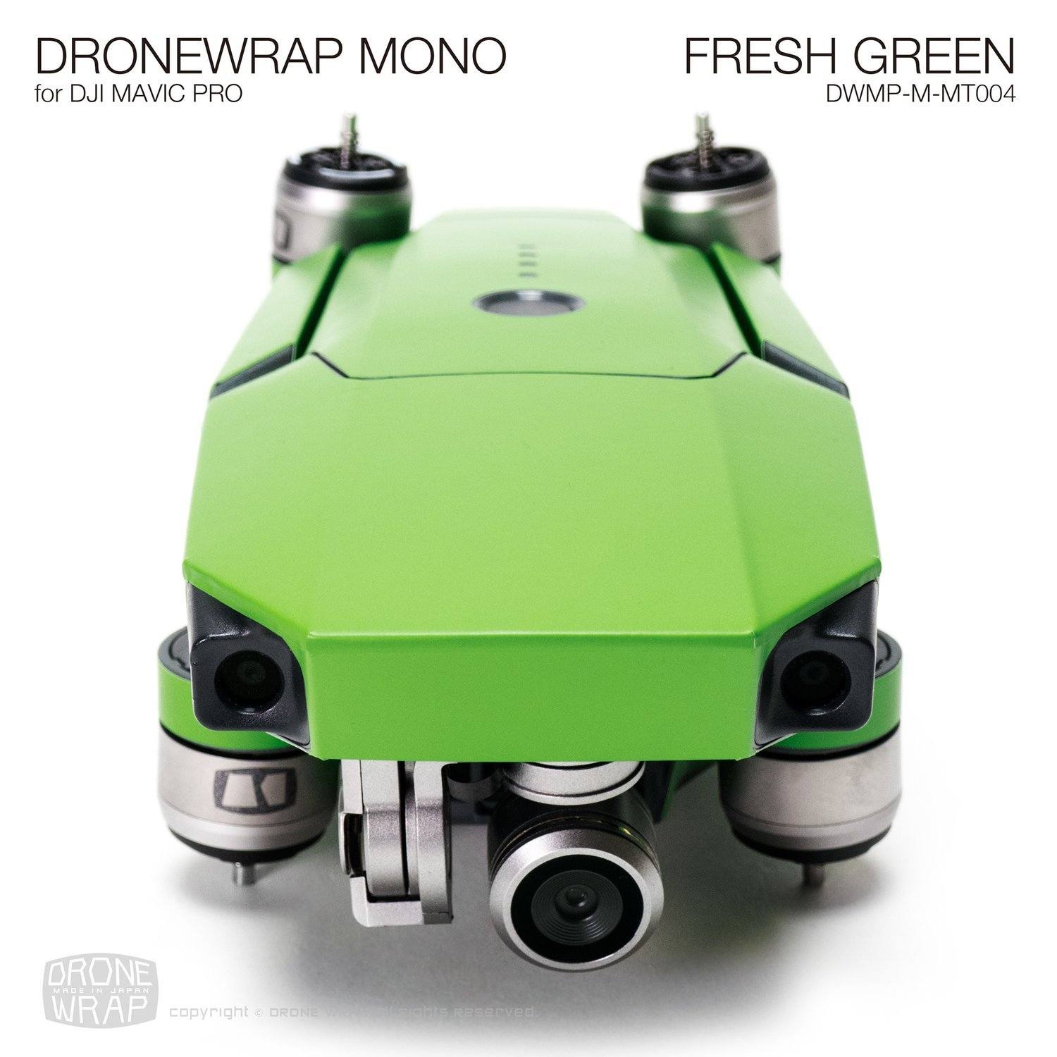 FRESH GREEN for DJI Mavic Pro Skin | Mat