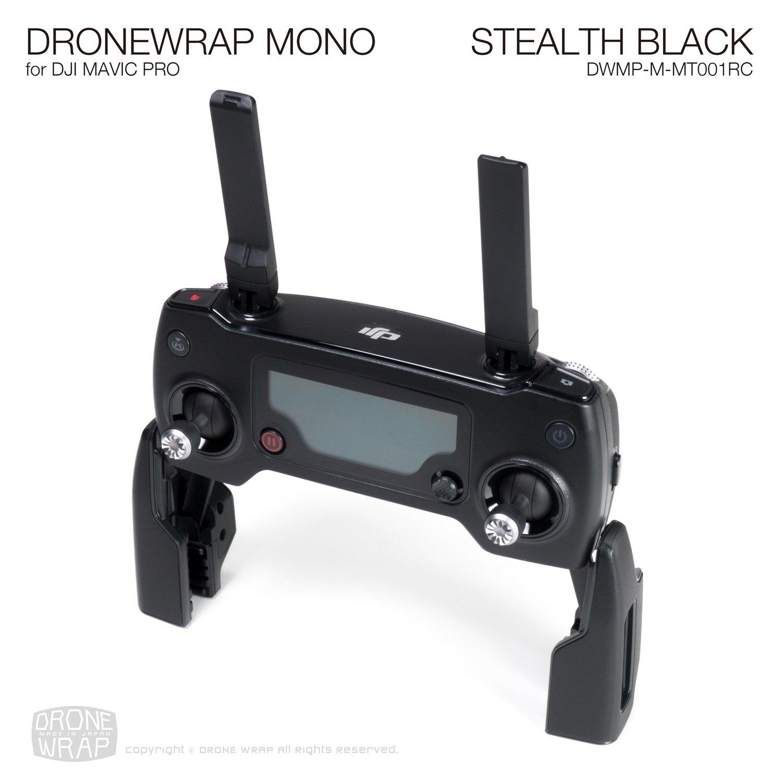 STEALTH BLACK for DJI Mavic Pro Remote Controller | Mat