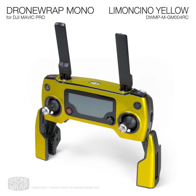 LIMONCINO YELLOW for DJI Mavic Pro Remote Controller | Gloss Metallic