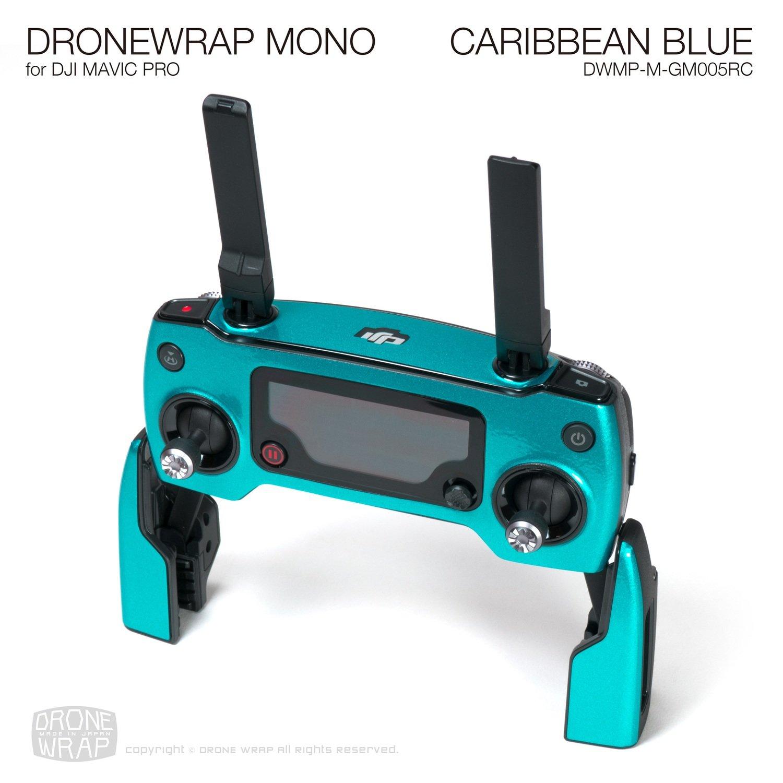 CARIBBEAN BLUE for DJI Mavic Pro Remote Controller   Gloss Metallic