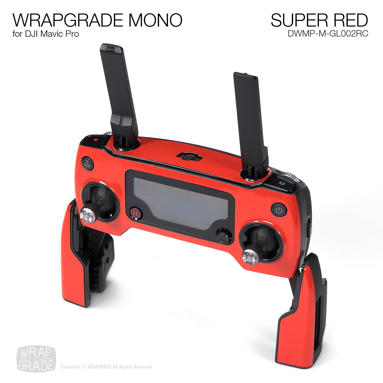 SUPER RED for DJI Mavic Pro Remote Controller   Gloss