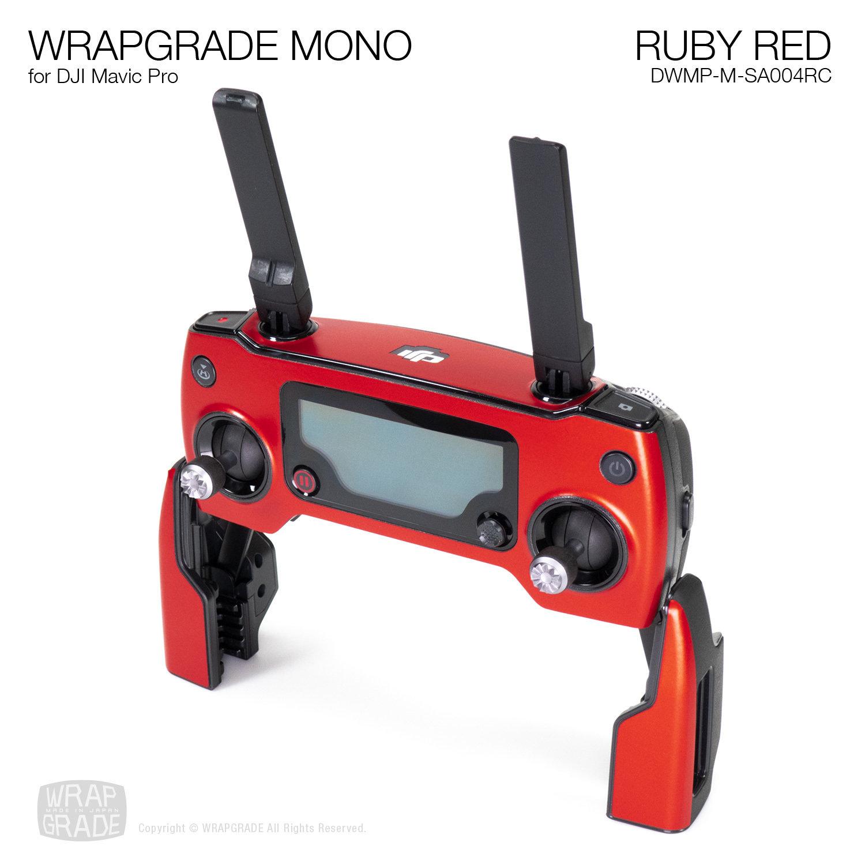 Ruby Red for DJI Mavic Pro Remote Controller | Semi-Gloss