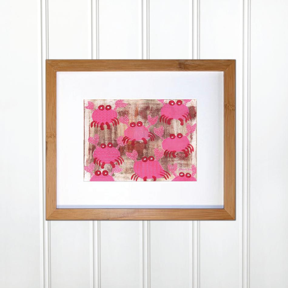 Pink Crabs 00069
