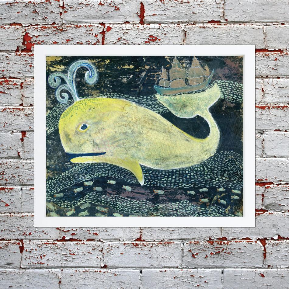 Jonah the Whale