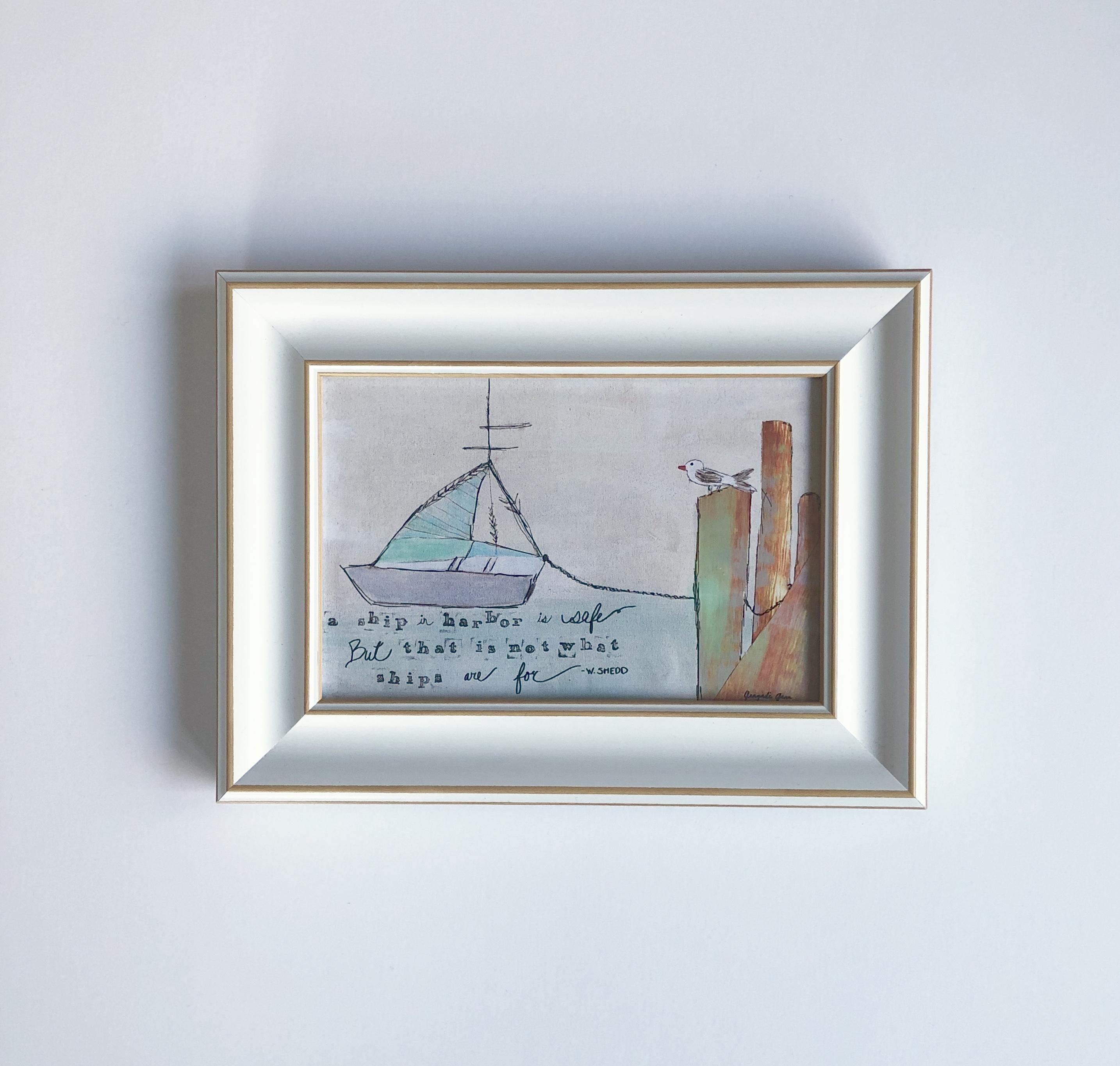 Mini Frame (4x6 Print) No. 1 00166
