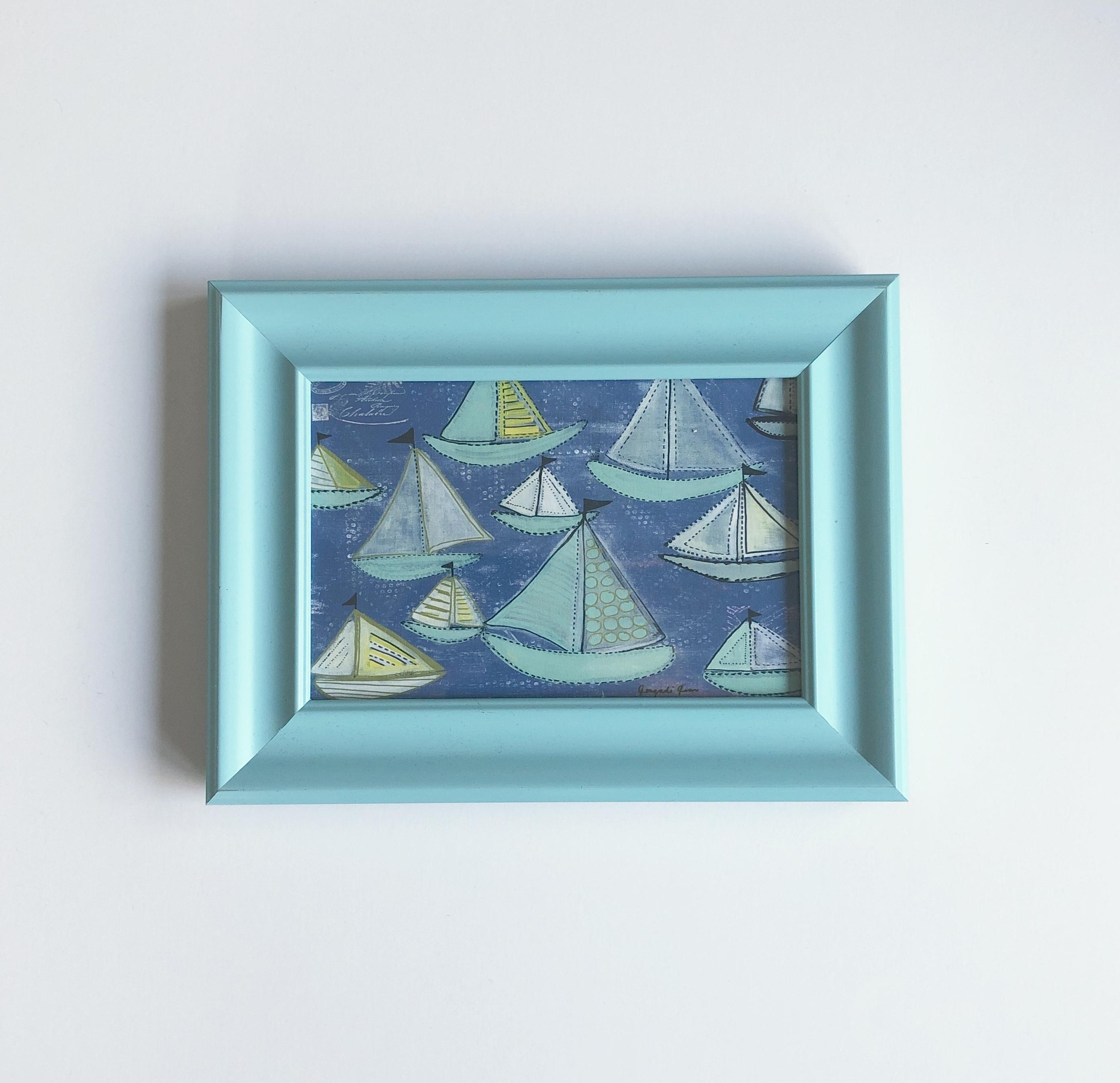 Mini Frame (4x6 Print) No. 2 00167