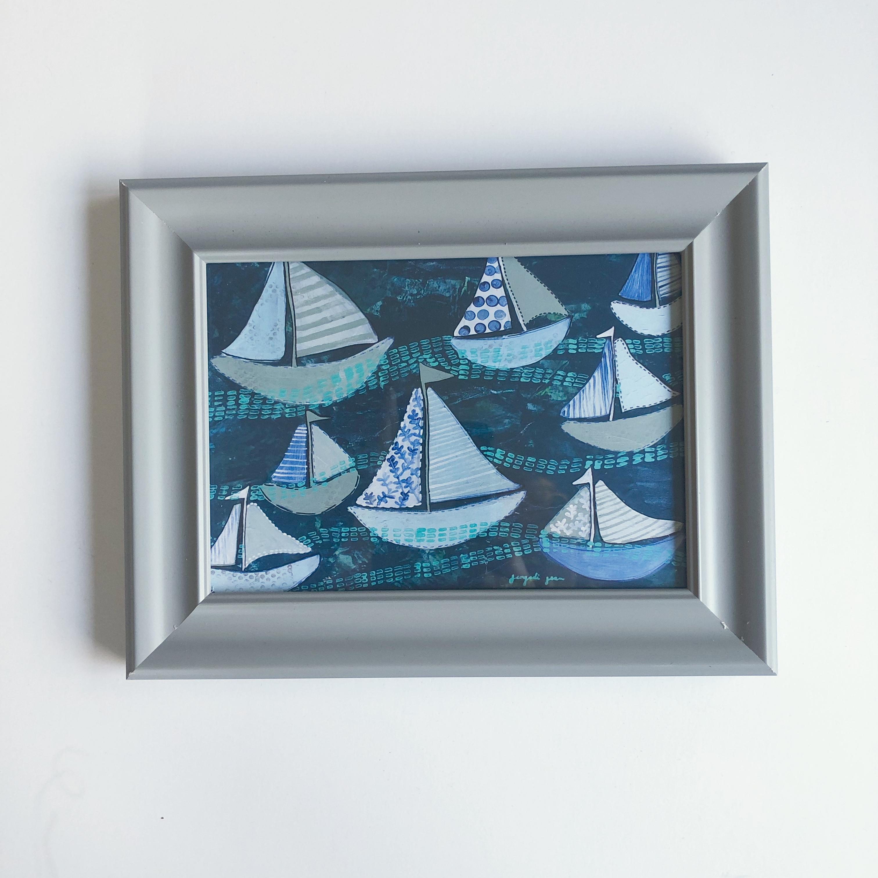 Mini Frame (5x7 Print) No. 4 00169