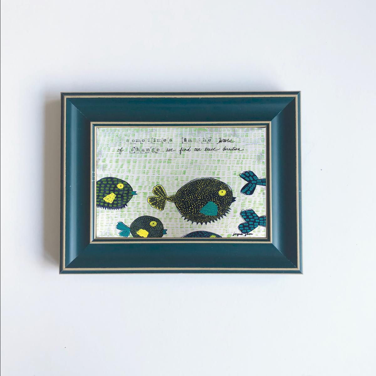 Mini Frame (4x6 Print) No. 15 00180