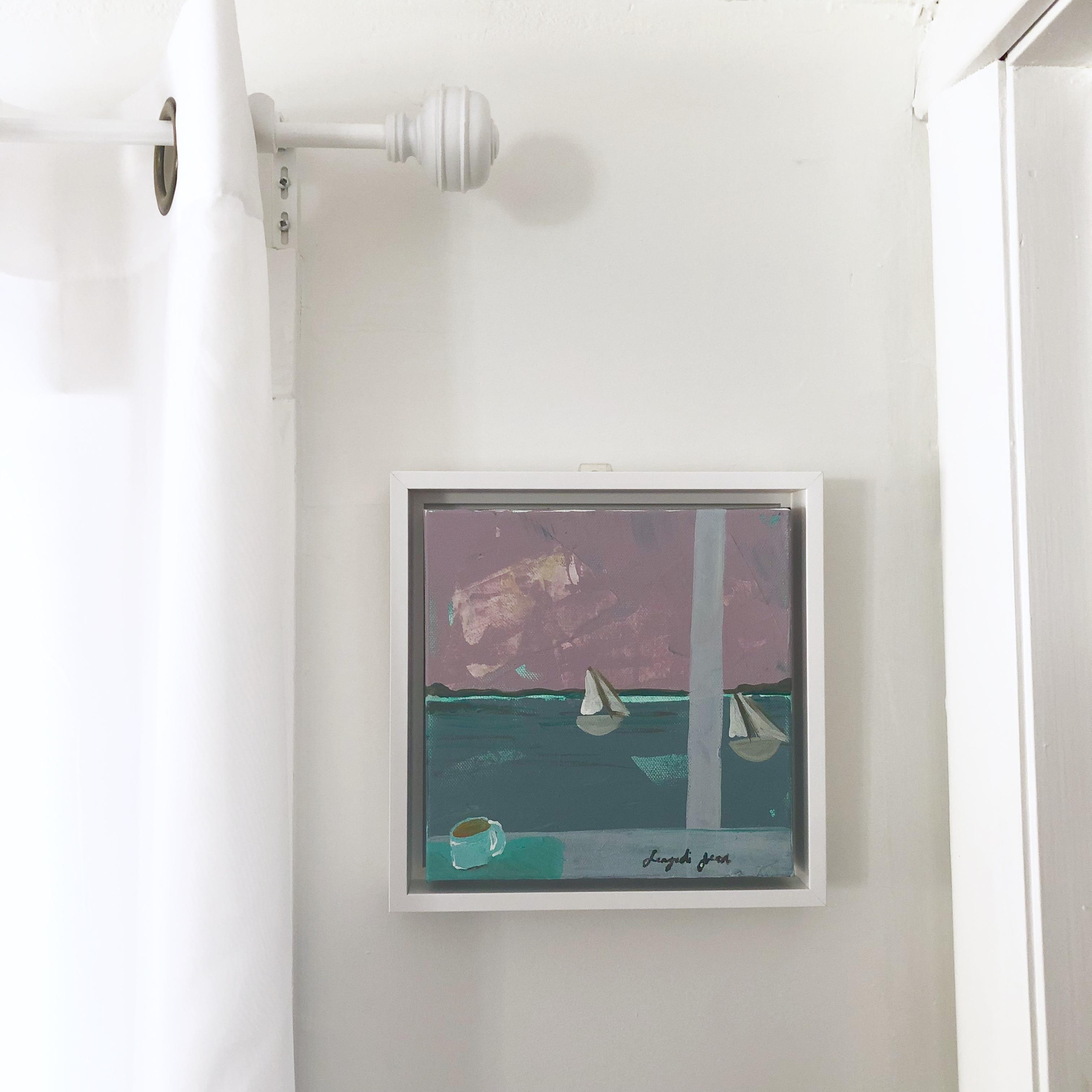 Framed 8x8 Original & Ornament (Mix & Match)
