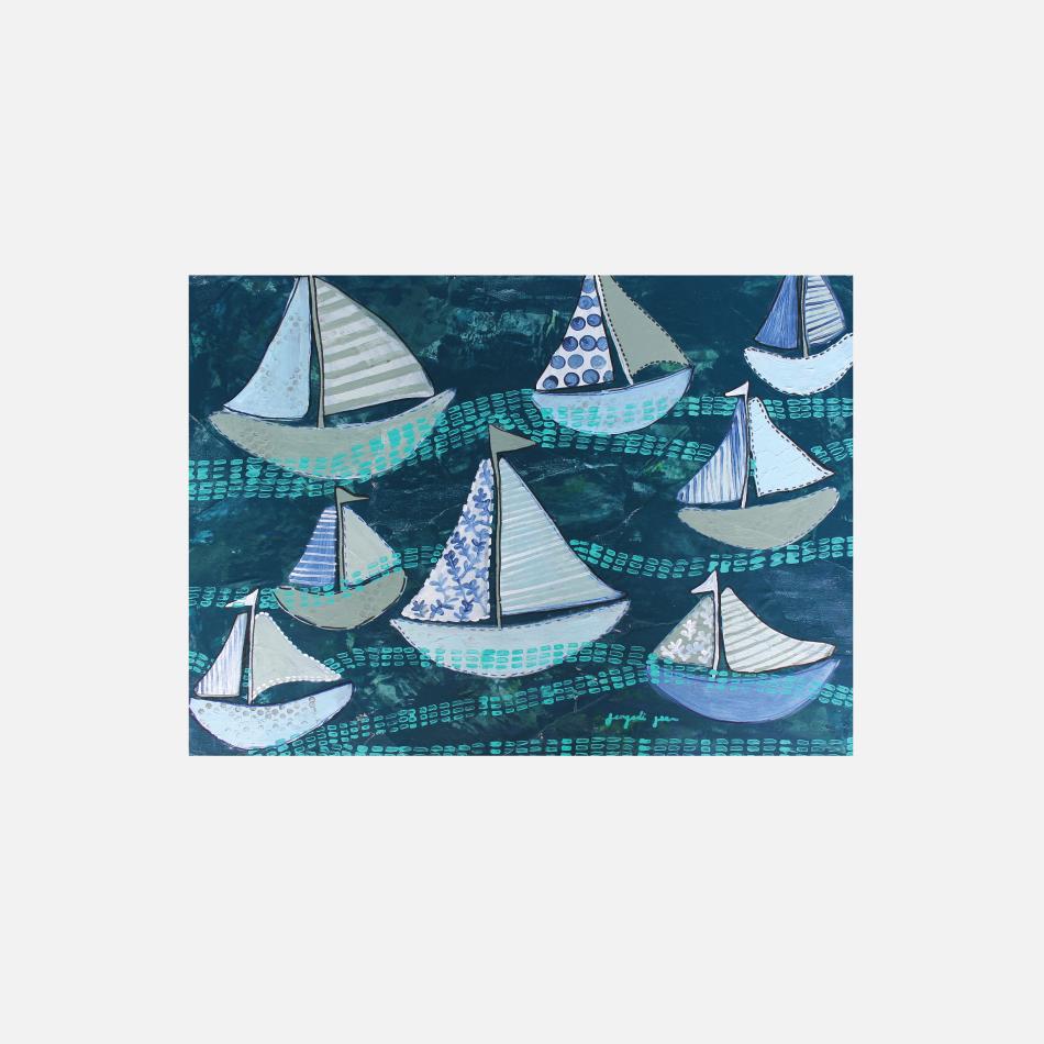 Navy Boats