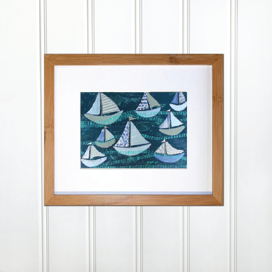 Navy Sailboats 00006