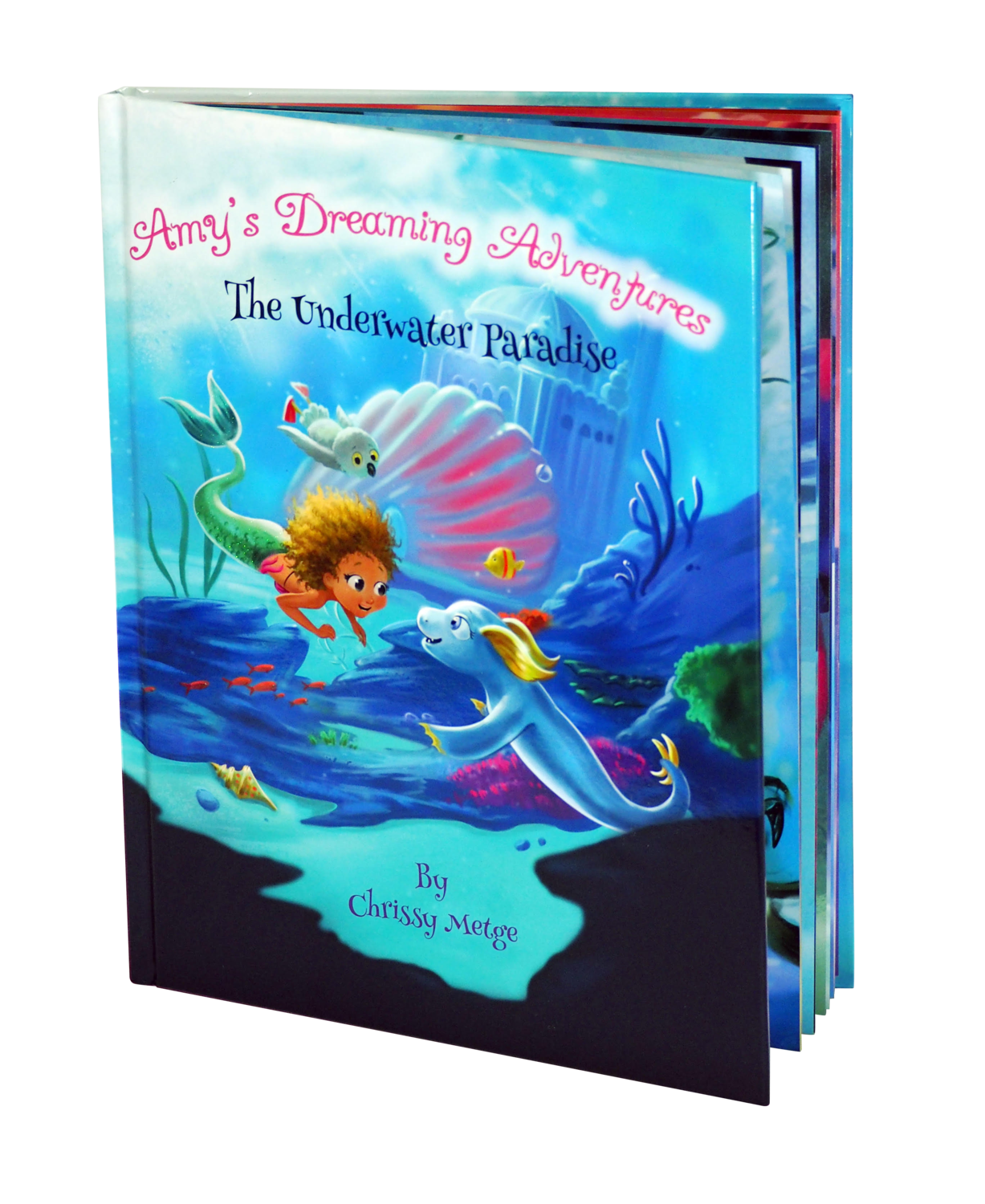 Amy's Dreaming Adventures - The Underwater Paradise - NEW!!
