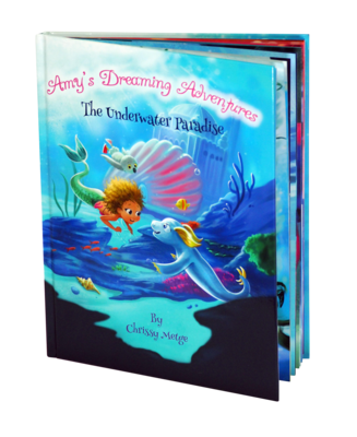 Amy's Dreaming Adventures - The Underwater Paradise