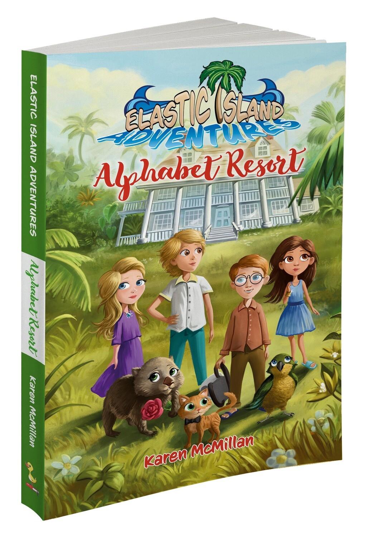 Elastic Island Adventures - Alphabet Resort - PRE ORDER - April 2020