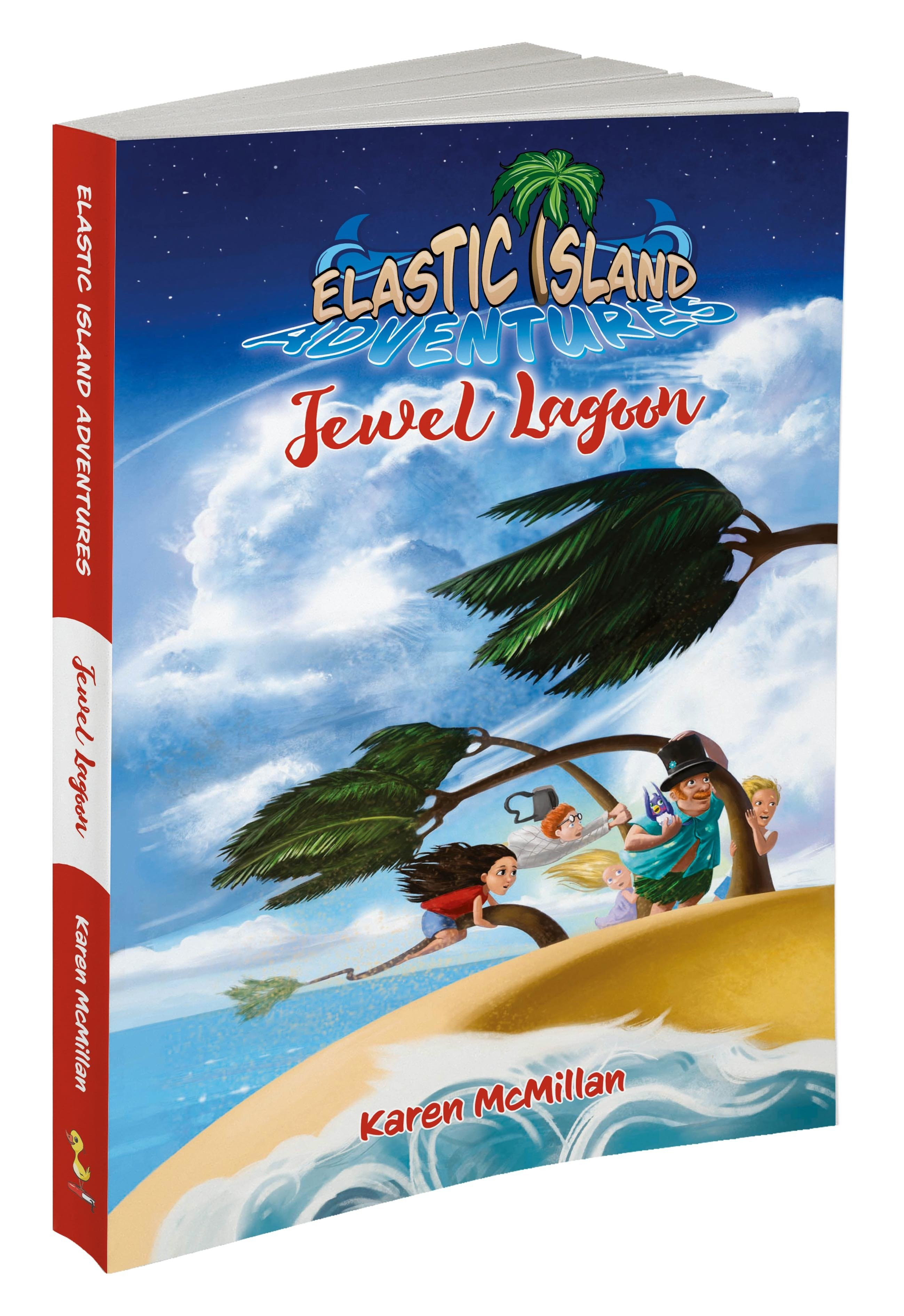Elastic Island Adventures - Jewel Lagoon 00011