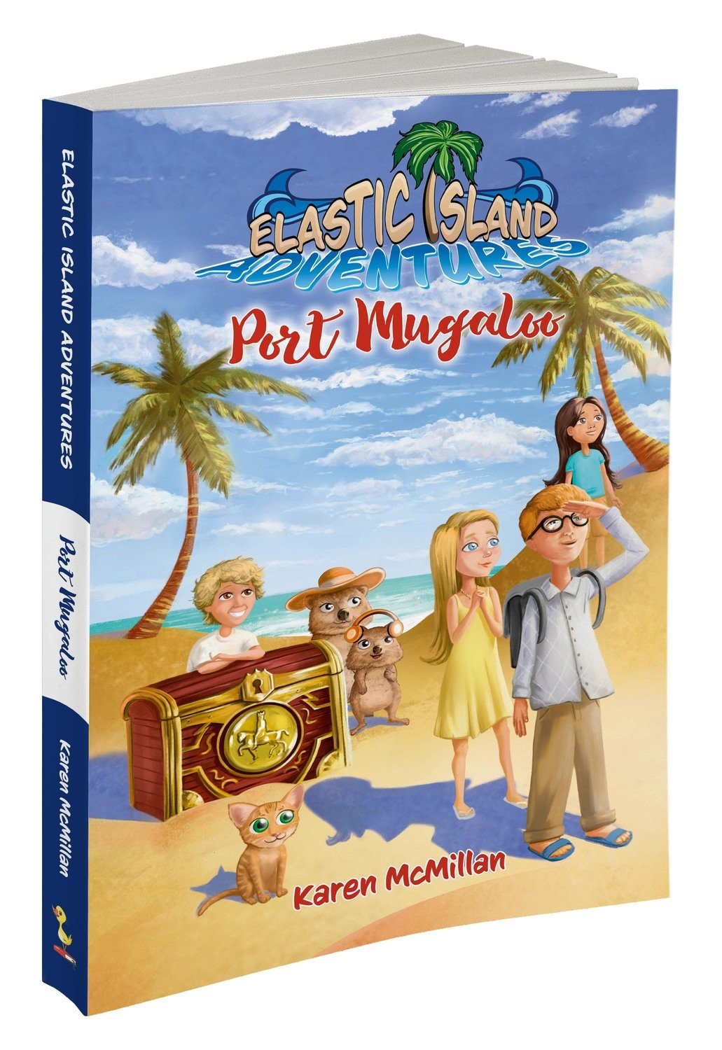 Elastic Island Adventures - Port Mugaloo