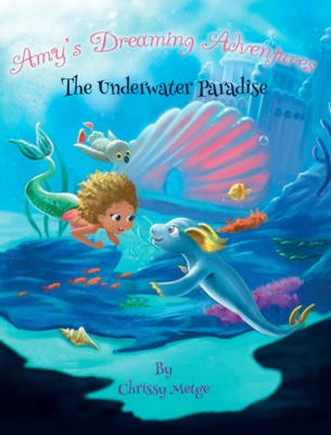 Amy's Dreaming Adventures - The Underwater Paradise - PRE-ORDER - ARRIVES JULY 25, 2019